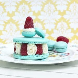 How to Make a Big Macaron Cake