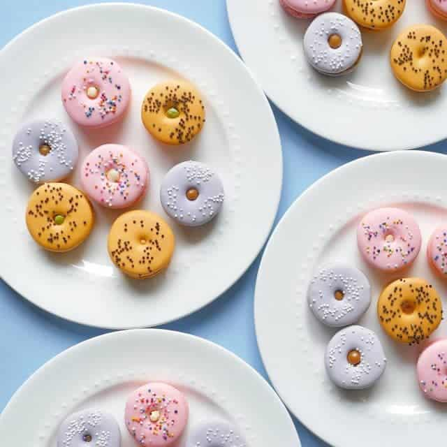Macaronuts for Cyber Monday Refueling