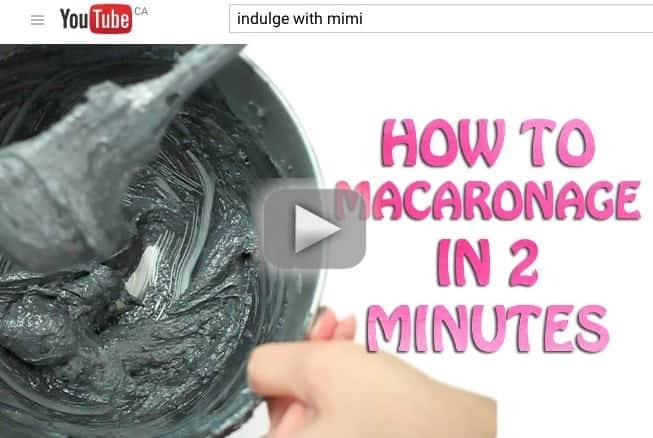 How-to-macaronage-properly