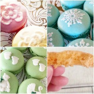 indulge with mimi macarons