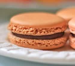 Dry Overcooked Macaron