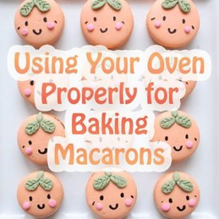 Correctly Using Your Home Oven for Baking Macarons