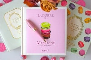 Laduree's Newly Released Macarons Book
