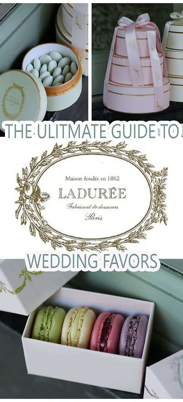 And If You Love Laduree Then Ll This Post It S Everything Want To Know About Gifts Wedding Favors Party Ideas