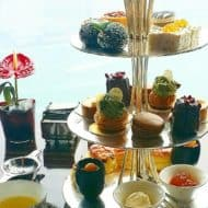 Afternoon Tea at the Ritz Carlton Hong Kong