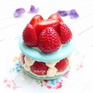 how-to-make-macaron-cake