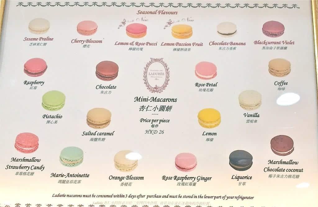 laduree-macaron-flavour-guide