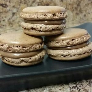 IG@the_stay.in_foodie: Double Chocolate Macarons