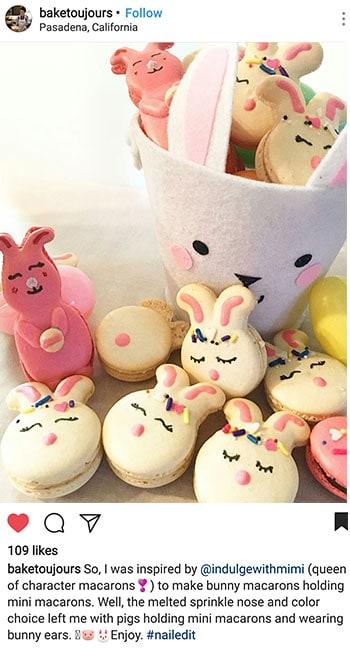 bunny-macarons-template