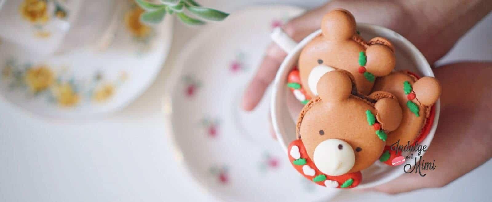 christmas-bear-macarons