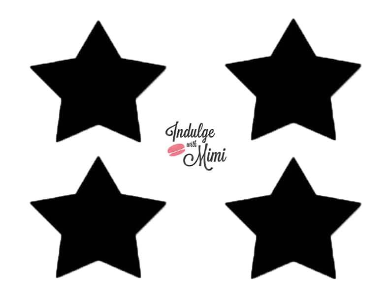 startemplatemacarons – Star Template