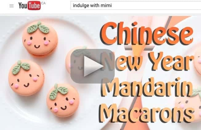 Indulge-With-Mimi-YouTube-Channel-orange-macarons