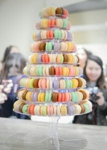 Faubourg Macaron Day Celebration Party