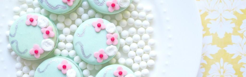 cherry-blossom-macarons