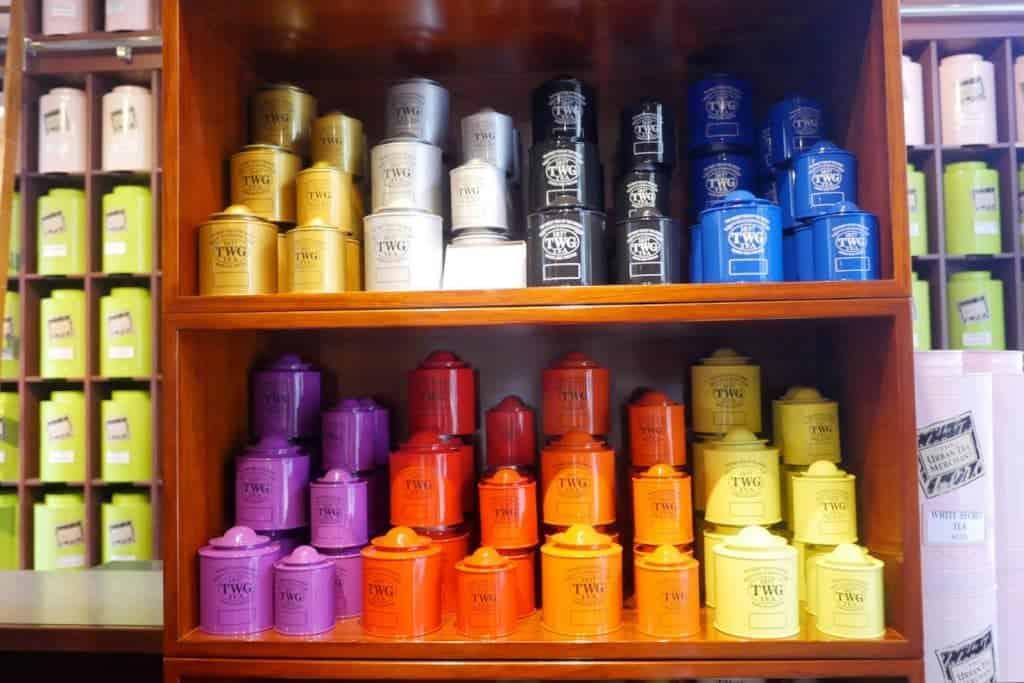 Rainbow Tea Collection