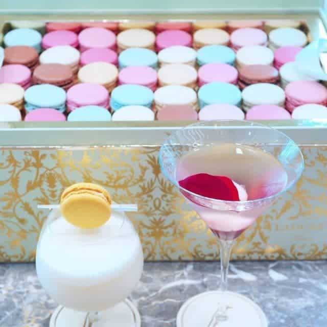 This is how you welcome the weekend ladureecanada Macaron inspiredhellip