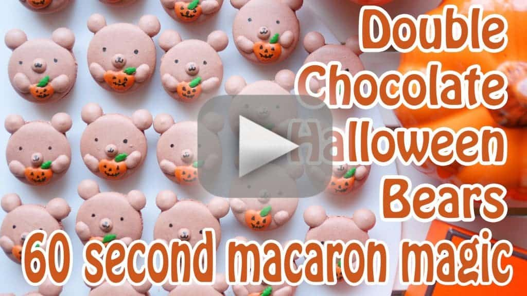 double-chocolate-macaron-bears