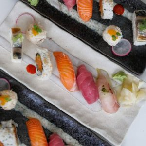 Five Course Brunch at the Raw Bar Fairmont Vancouver Pacific Rim