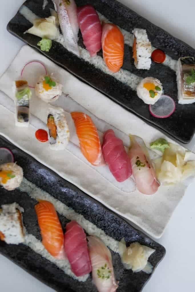sushi-course-fairmont-pacific-rim-brunch
