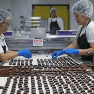 A Real Life Chocolate Factory Tour at Purdys