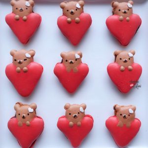 Valentine's Day Macaron Projects & Templates