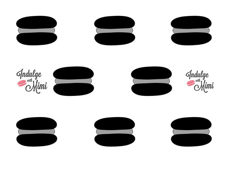 The Ultimate Macaron Template  Macaron Projects Galore
