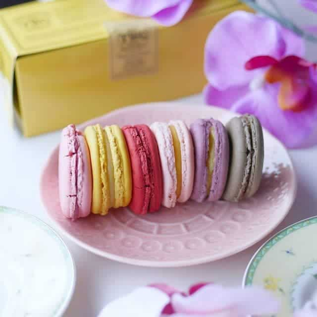 How did you spend your macaronday? I was spoiled withhellip
