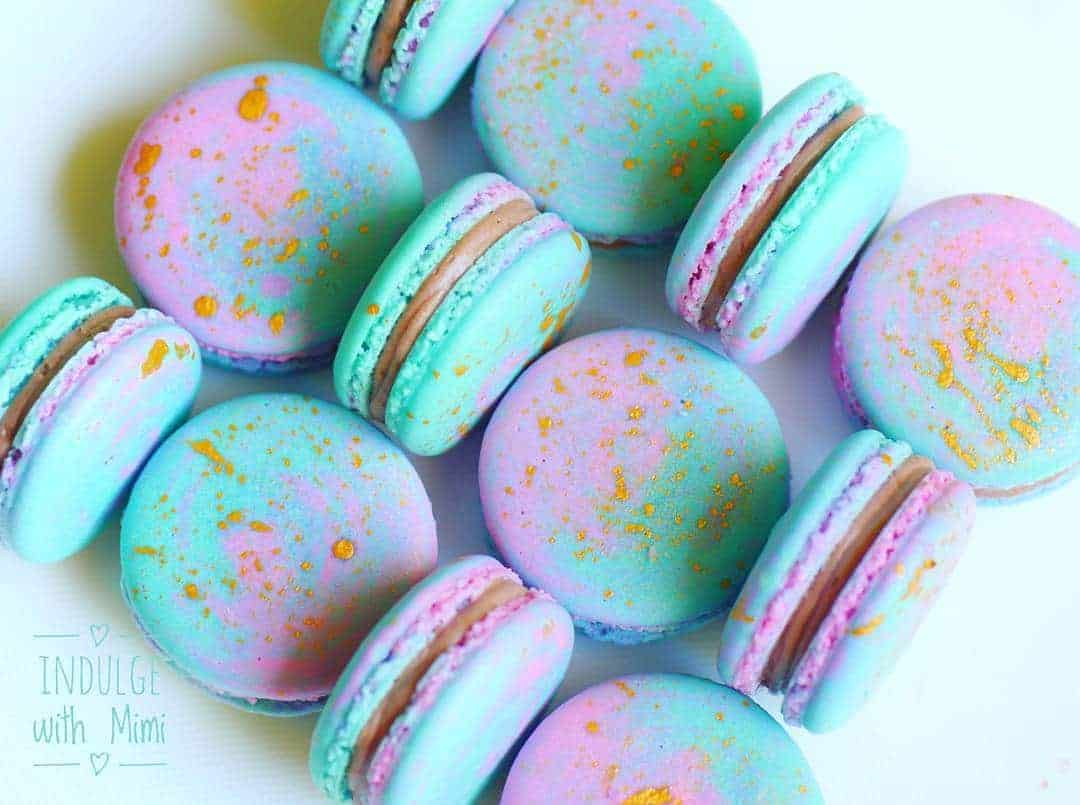 Have you ever had traderjoes macarons before? the flavors are