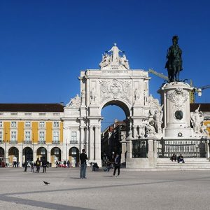 Lisbon Trip – Out in the City