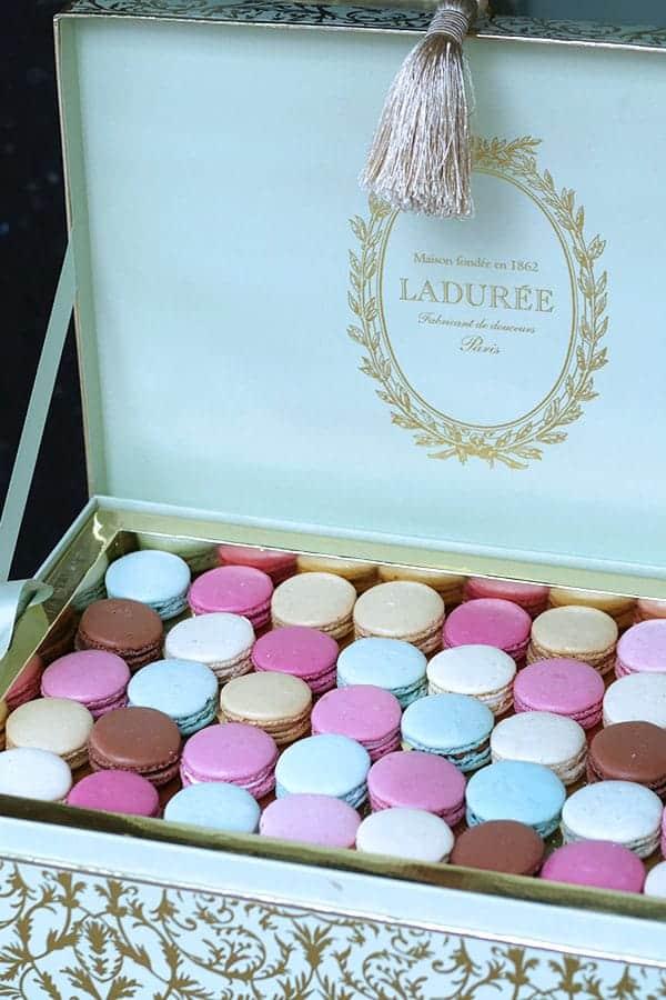 The Ultimate Laduree Wedding Guide: Precious Wedding ...