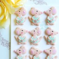 If You Give a Mouse a Cookie Macarons & My Canada 150 Story