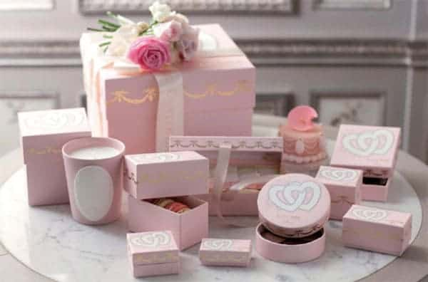 Wedding Gifts Boxes: The Ultimate Laduree Wedding Guide: Precious Wedding
