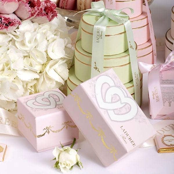 French Wedding Gifts: The Ultimate Laduree Wedding Guide: Precious Wedding
