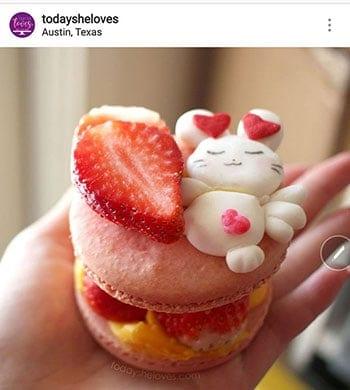 big macaron cake tutorial macaron by reader