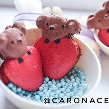 bear-valentines-macarons