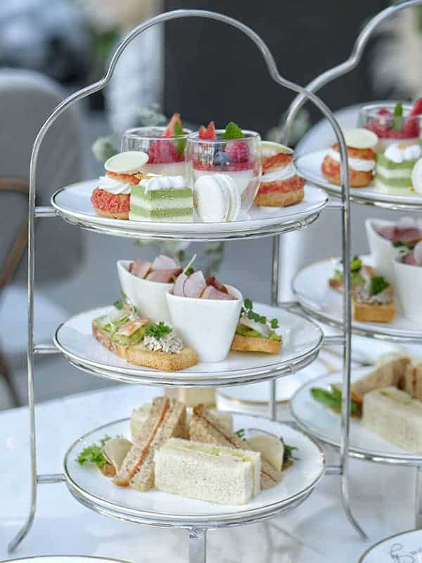 Afternoon Tea At Hy Tea Lounge By Granville Island In