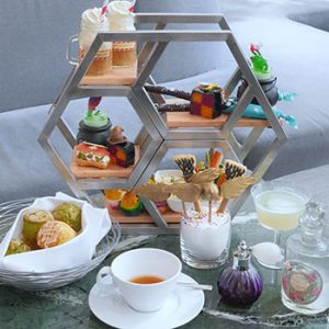 School of Magic Afternoon Tea at Trump Hotel Vancouver