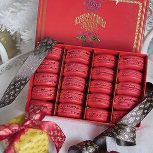 Festive Set Dinner for the Winter Holiday at TWG Tea Canada