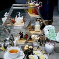 Christmas Nutcracker Afternoon Tea at Trump Hotel Vancouver