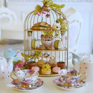GIVEAWAY Chinese New Years Afternoon Tea at Audrey Moment