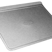 Heavy Duty Rimless Baking Pan for Macarons