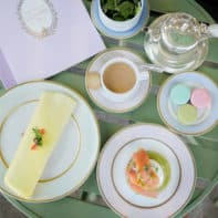 Laduree Canada's New Brunch Menu