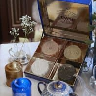 Mooncake and Tea Tasting at TWG Canada