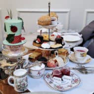 Mad Hatter Afternoon Tea at Neverland Tea Salon