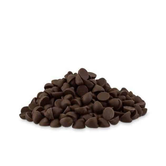 Valrhona Chocolate Chips Dark 60% 1LB Bag