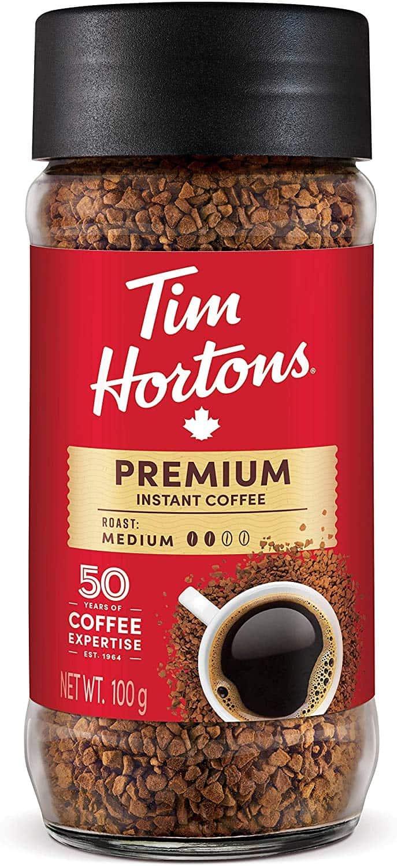 Tim Hortons Premium Instant Coffee (Medium)